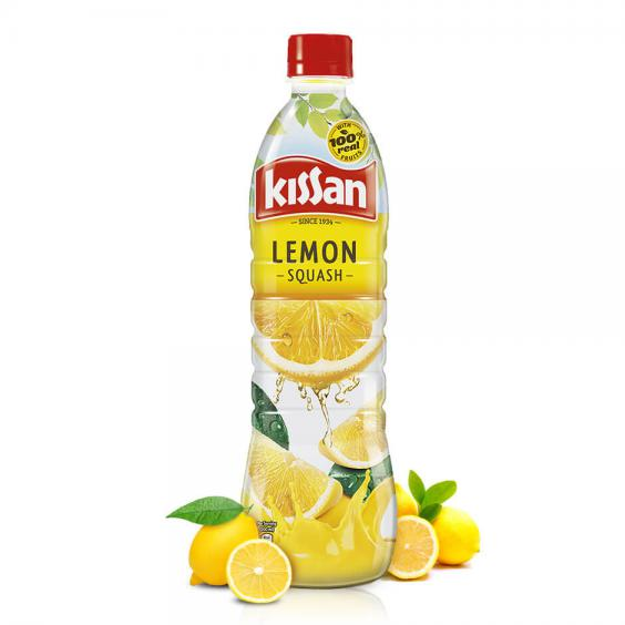 Kissan Lemon Squash